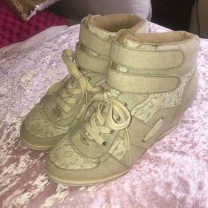 Jellypop Wedge sneakers
